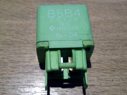 Relay, fuel injection, B5B4 green, Mazda MX-5 mk2, B5B418811, USED